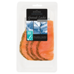 Krone Selection Graved-Lachs mit Senf-Dill-Sauce 100g