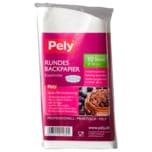 Pely rundes Backpapier Zuschnitte, 10stück