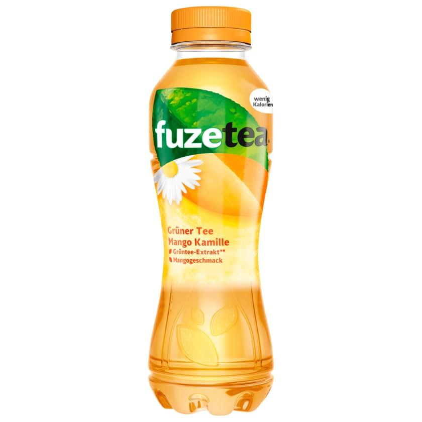Fuze Tea Grüner Tee Mango Kamille 0,4l