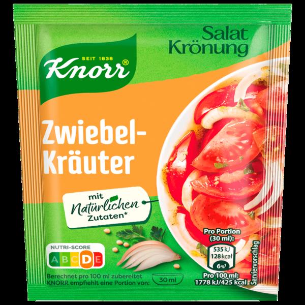 Knorr Salatkrönung Zwiebel Kräuter Dressing 5er-Pack 40g