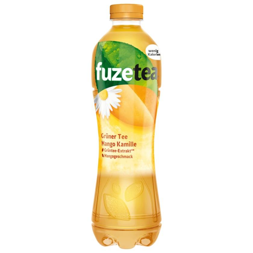 Fuze Tea Grüner Tee Mango Kamille 1l