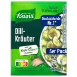 Knorr Salatkrönung Dill Kräuter Dressing 45g