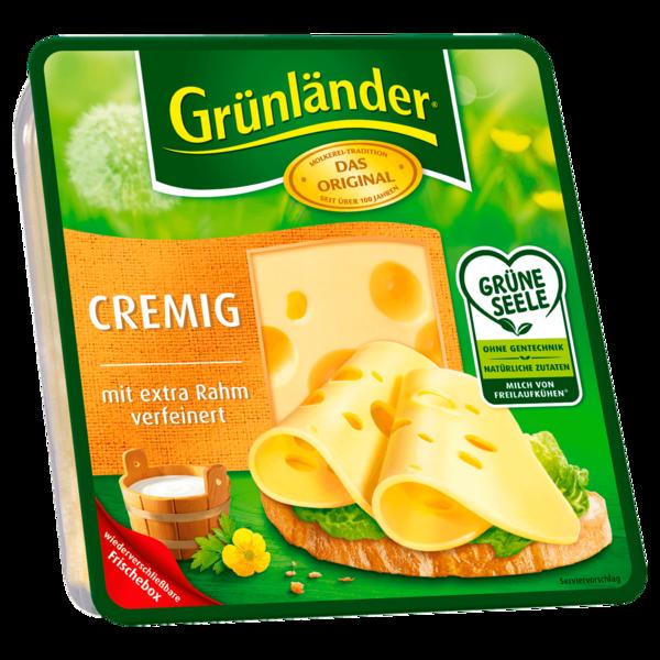Grünländer Käse Cremig 130g
