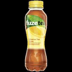 Fuze Tea Schwarzer Tee Zitrone 0,4l