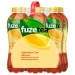 Fuze Tea Schwarzer Tee Zitrone 6x1l