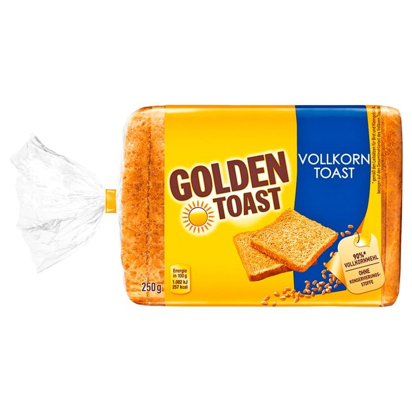 Golden Toast Vollkorn-Toast 250g