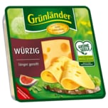 Grünländer Käse Würzig 130g