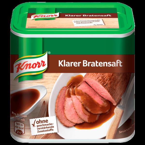 Knorr Klarer Bratensaft Soße 2,5l