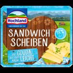 Hochland Sandwich Scheiben Gouda leicht 150g