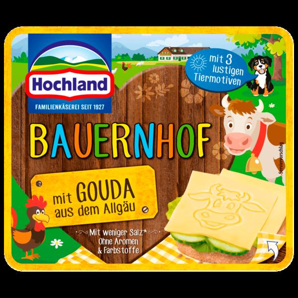 Hochland Sandwich Scheiben Bauernhof 150g