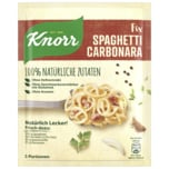 Knorr Natürlich Lecker Fix Spaghetti Carbonara 47g