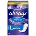 Always Slipeinlagen Extra Protect Large 48 Stück