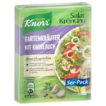Knorr Salatkrönung Gartenkräuter Knoblauch Dressing 5er-Pack 40g