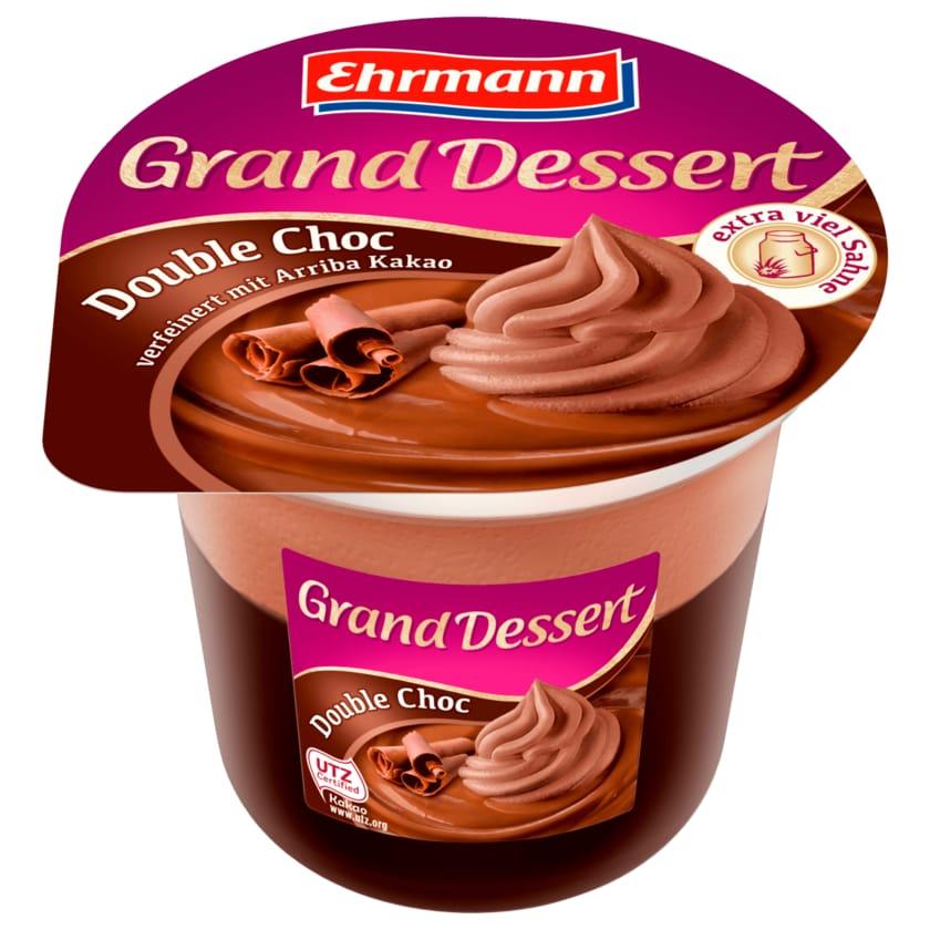 Ehrmann Grand Dessert Double Choc 190g