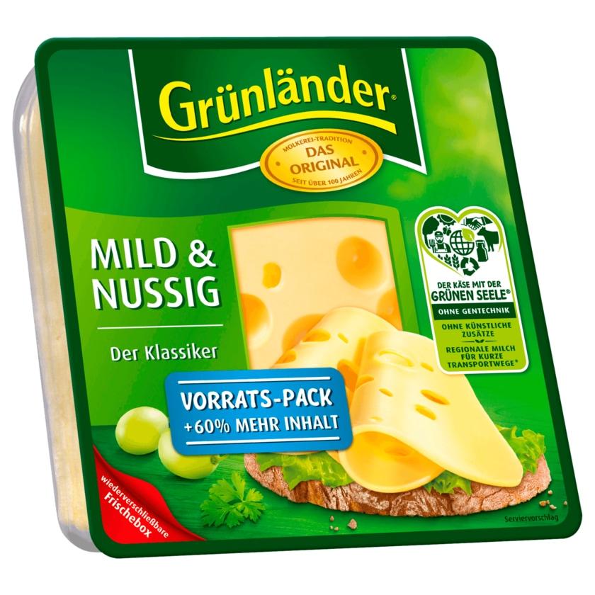 Grünländer Scheiben mild & nussig 240g