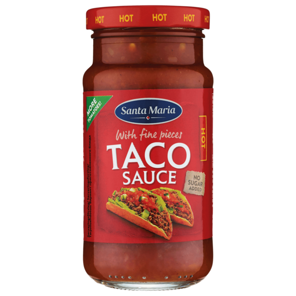 Santa Maria Taco Sauce 220ml