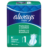 Always Protection&Comfort Slipeinlagen