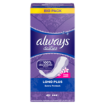 Always Slipeinlagen extra protect long+fresh 40 Stk.