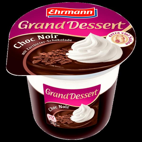 Ehrmann Grand Dessert Choc Noir 190 g