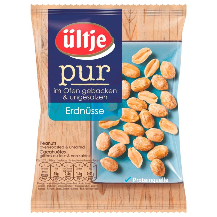 Ültje Erdnüsse pur im Ofen gebacken & ungesalzen 200g