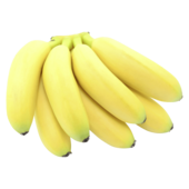 REWE Beste Wahl Baby Banane 250g