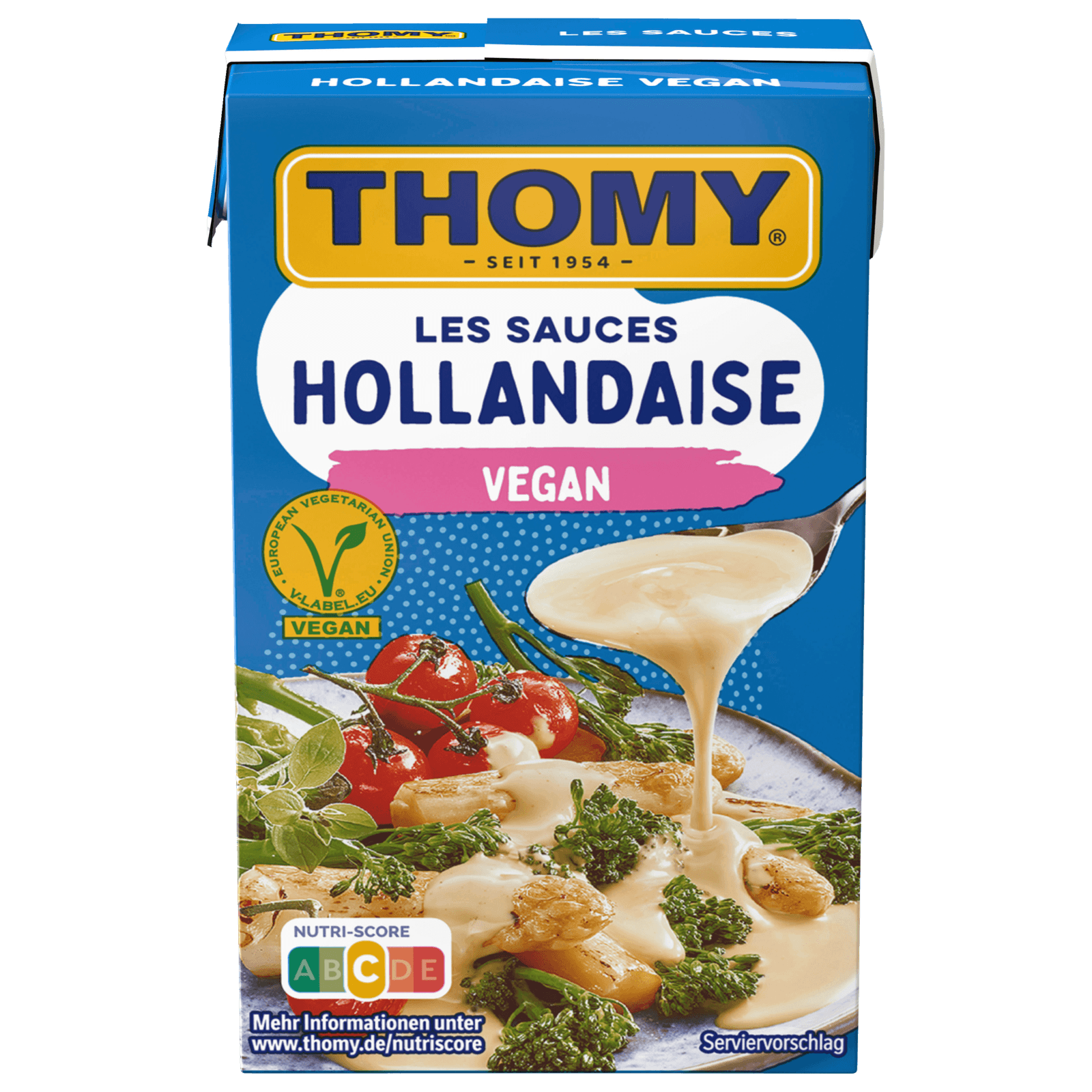 Thomy Les Sauces Hollandaise Vegan 250ml Bei Rewe Online Bestellen