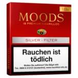 Moods Silver Filter Cigarillos 18 Stück