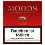 Moods Zigarillos Filter 20 Stück