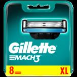 Gillette Mach3 XL Systemklingen 8 Stück