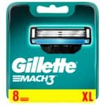 Gillette Klingen Mach3 XL 8 Stück