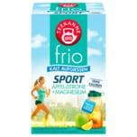 Teekanne Frio Sport Apfel Zitrone 45g, 18 Beutel