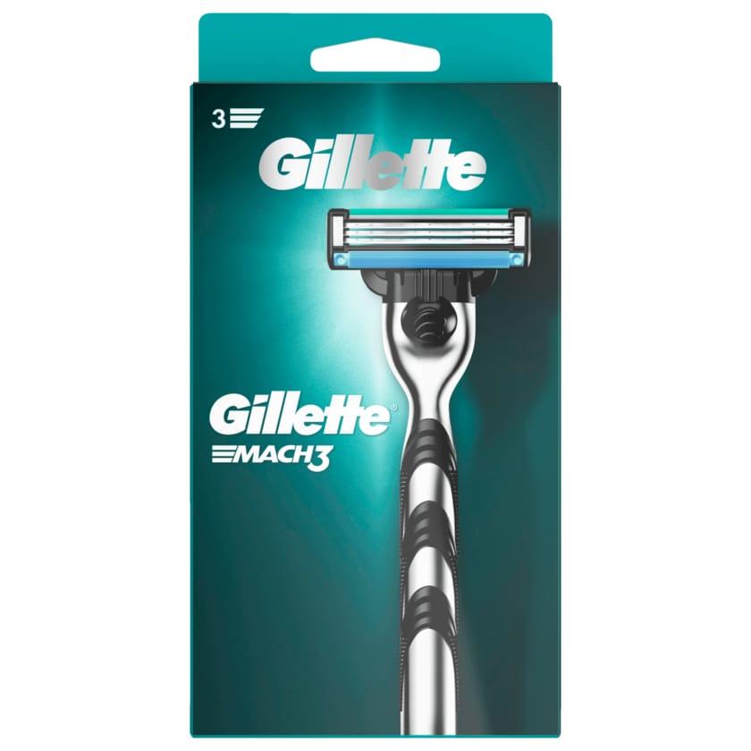 Gillette Rasierer Mach3
