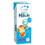 Sternenfair Fettarme H-Milch 1,5% 1l
