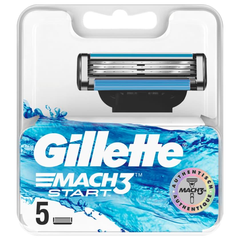 Gillette Klingen Mach 3 Start 5 Stück