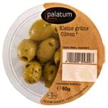 Palatum Grüne Oliven ohne Stein 80g