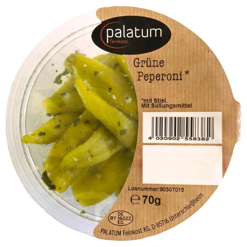 Palatum Grüne Peperoni 70g