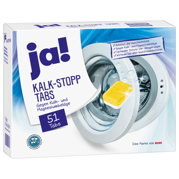 Kalk Stopp Tabs Waschmaschine Test