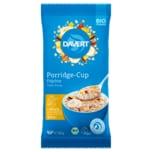 Davert Bio Porridge-Cup Früchte 65g