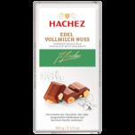 Hachez Edel-Vollmilch-Nuss 100g