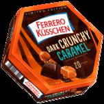 Ferrero Küsschen Dark Crunchy Caramel 182g