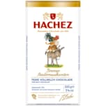 Hachez Vollmilchschokolade Bremer Stadtmusikanten 100g
