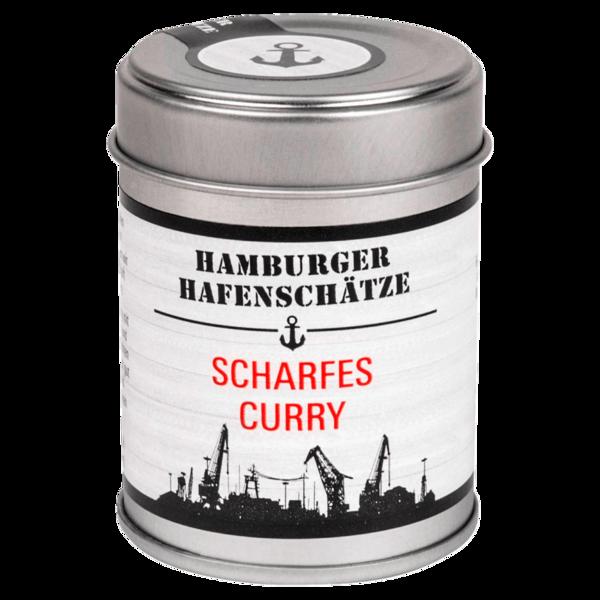 Hamburg Hafenschätze Scharfes Curry 26g