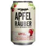 Apfel Räuber Cider 0,33l