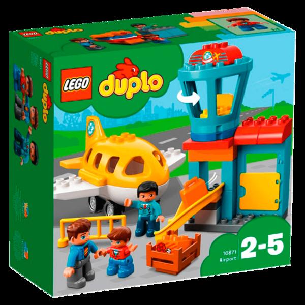 Lego Duplo Flughafen #10871 *