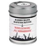 Hamburger Hafenschätze Nudelgewürz All Arabiata 19g