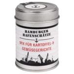Hamburger Hafenschätze Gewürzmix für Kartoffel- & Gemüsegerichte 23g