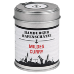 Hamburger Hafenschätze Mildes Curry 26g