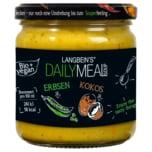 Langbein´s Bio Daily Meal Soup Erbsen-Kokos 350ml