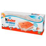 Kinder Ice Cream Sandwich Familienpackung Eis 8 x 60 ml