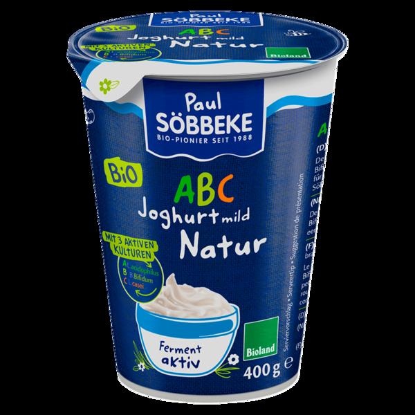 Söbbeke Bio Joghurt ABC Natur 3,7% 400g